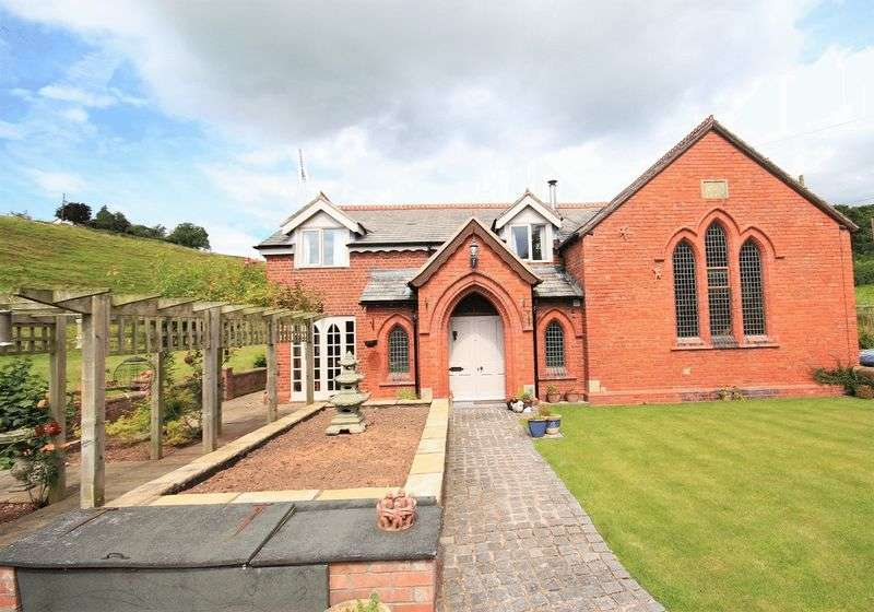 5 Bedrooms Detached House for sale in Lower Wych, Malpas