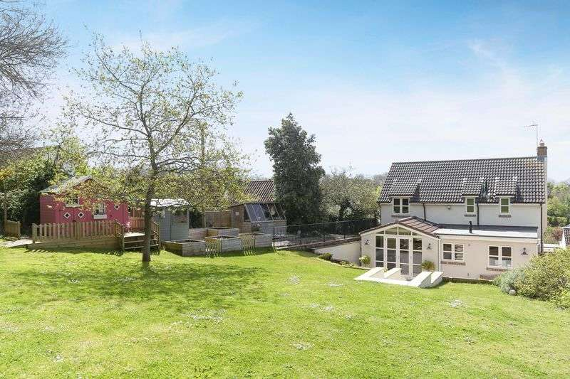 3 Bedrooms Detached House for sale in St Georges Cottage, Shiplate Road, Weston-Super-Mare, BS24 0NG