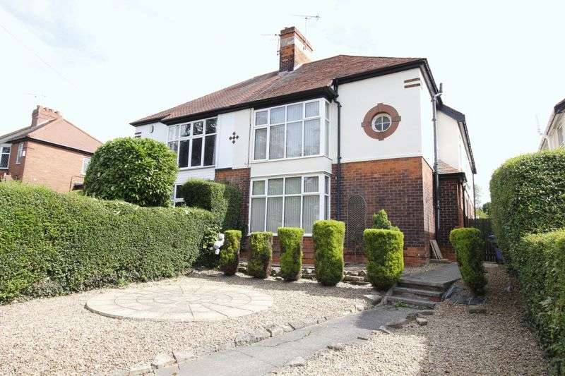 4 Bedrooms House for sale in Carlton Road, Worksop