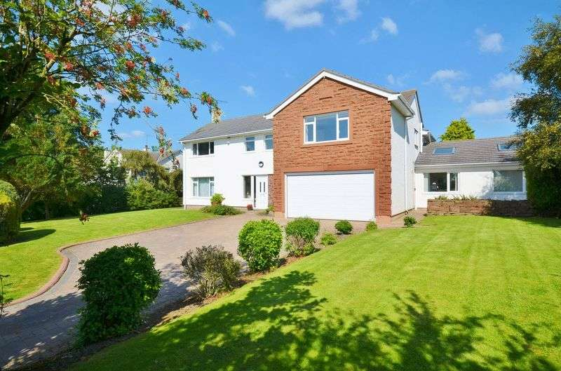 4 Bedrooms Detached House for sale in Bridekirk, Cockermouth
