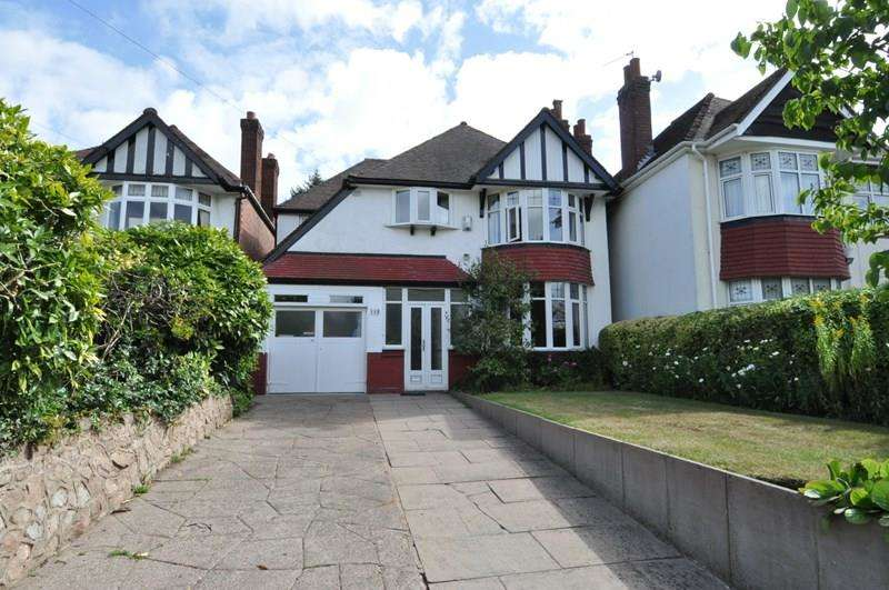 5 Bedrooms Detached House for sale in Bournbrook Road, Selly Park, Birmingham
