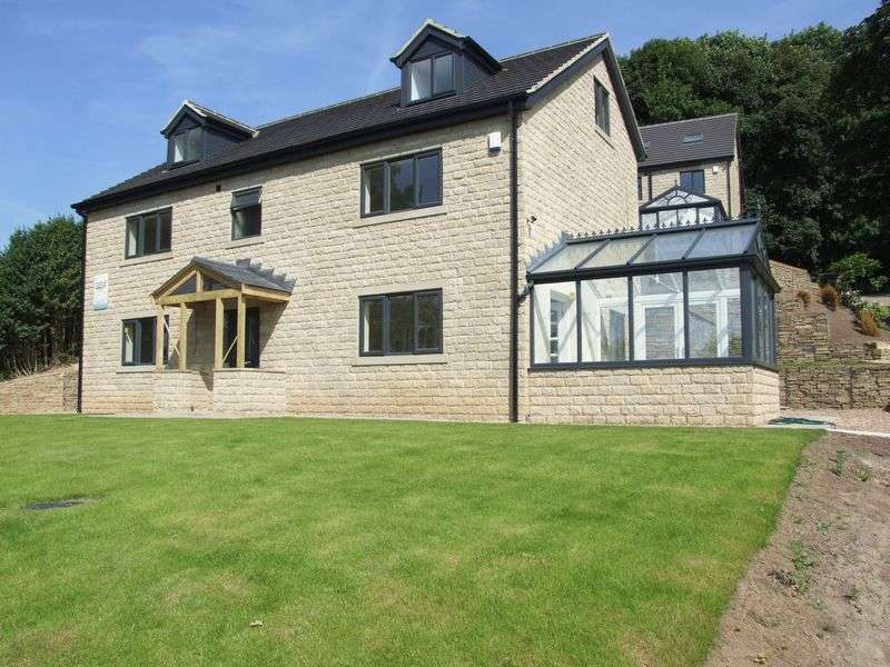 5 Bedrooms Detached House for sale in Dunkirk Rise, Riddlesden