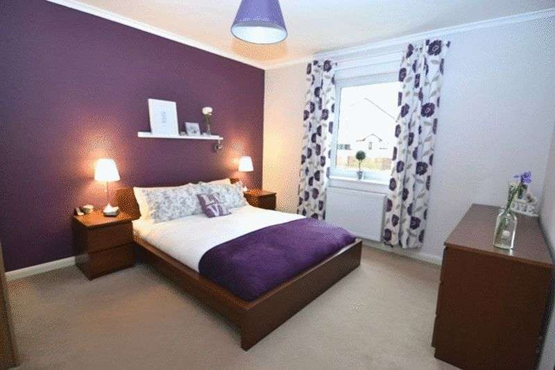 2 Bedrooms Flat for sale in Merksworth Avenue, Dalry