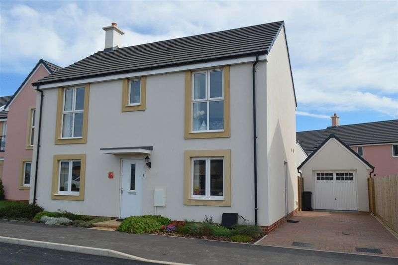 4 Bedrooms Detached House for sale in Whitney Crescent, Weston-Super-Mare