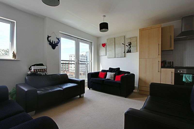 2 Bedrooms Flat for sale in Spring Street, Hull