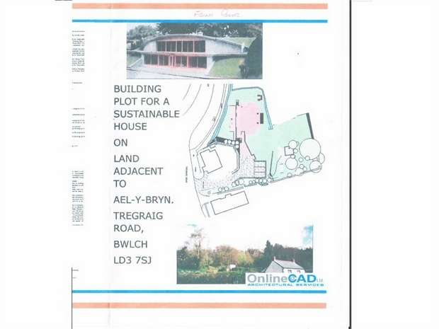 Land Commercial for sale in Bwlch, Brecon, Powys