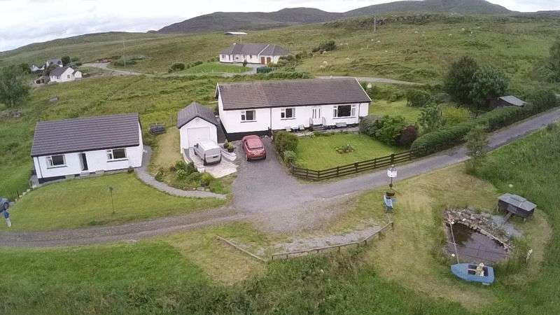 5 Bedrooms Detached Bungalow for sale in Achachork, Portree