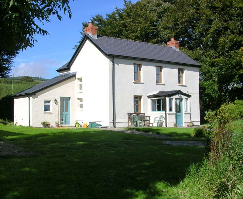 3 Bedrooms Detached House for sale in Danclawdd, Maenclochog, Clynderwen, Pembrokeshire