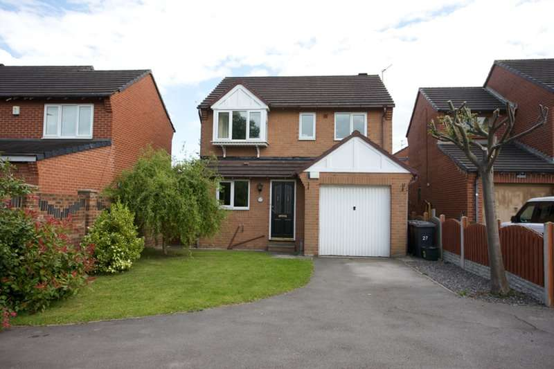 4 Bedrooms Detached House for sale in Headingley Way, Doncaster, South Yorkshire, DN12