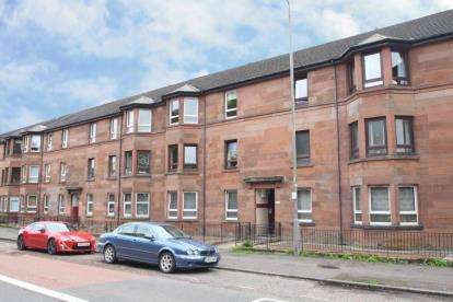 2 Bedrooms Flat for sale in Dumbarton Road, Scotstoun, Glasgow