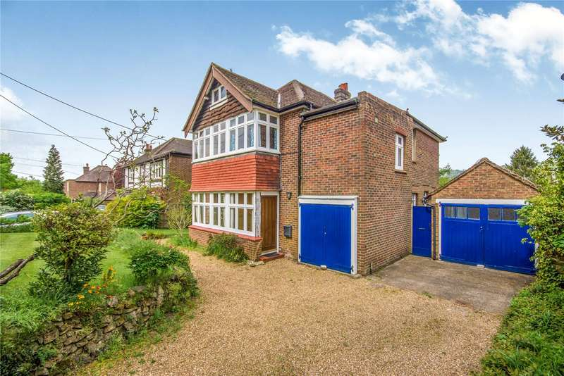 5 Bedrooms Detached House for sale in Old Road, Buckland, Betchworth, Surrey, RH3