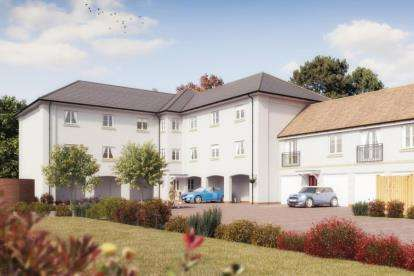 2 Bedrooms Flat for sale in Eastwick Road, Gilston, Hertfordshire