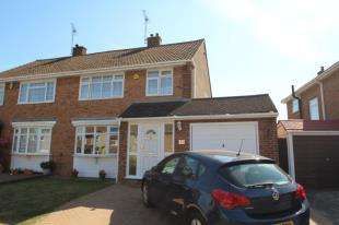 3 Bedrooms Semi Detached House for sale in Wansbury Way, Swanley, Kent