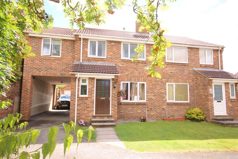 5 Bedrooms Semi Detached House for sale in Cundall Avenue, Asenby, Thirsk YO7 3QF