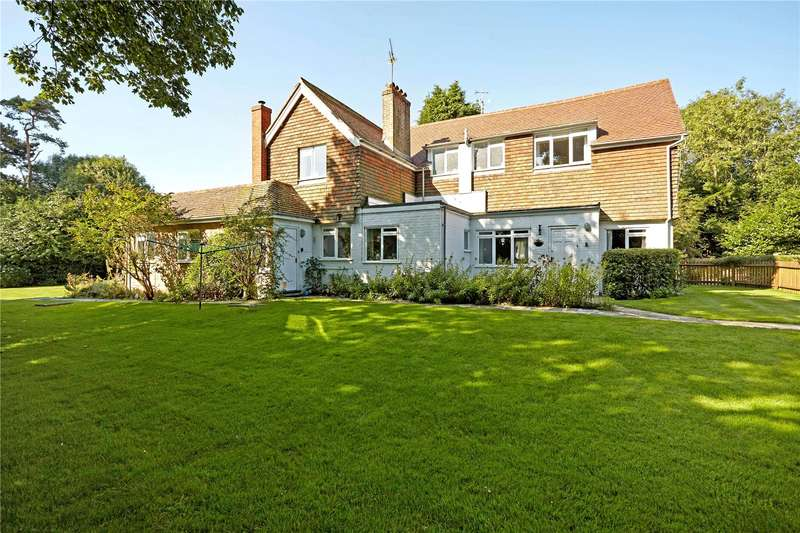 4 Bedrooms Detached House for sale in East Grinstead Road, North Chailey, East Sussex, BN8
