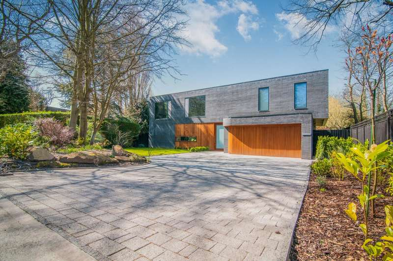 5 Bedrooms Detached House for sale in Fulwood Park, Aigburth, Liverpool, L17