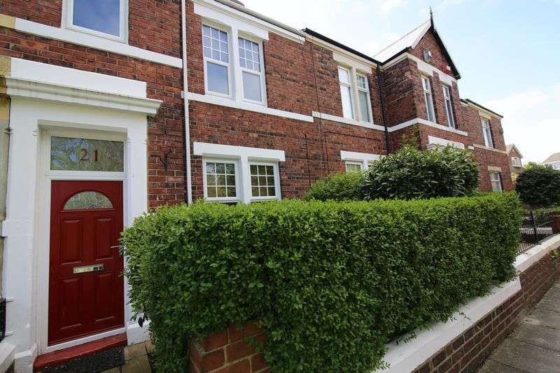 3 Bedrooms Semi Detached House for sale in Beaumont Terrace, Jarrow