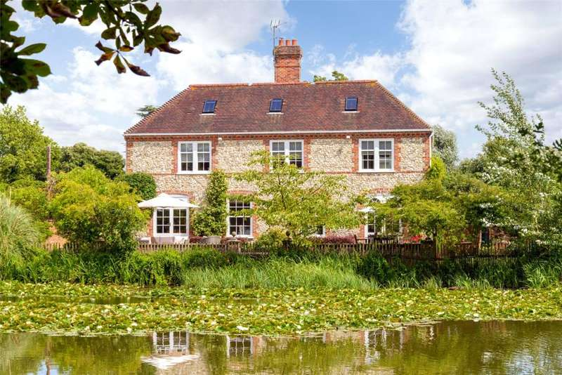 7 Bedrooms Detached House for sale in Park Lane, Aldingbourne, Chichester, West Sussex, PO20