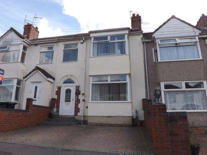 3 Bedrooms Terraced House for sale in Savoy Road, Bristol