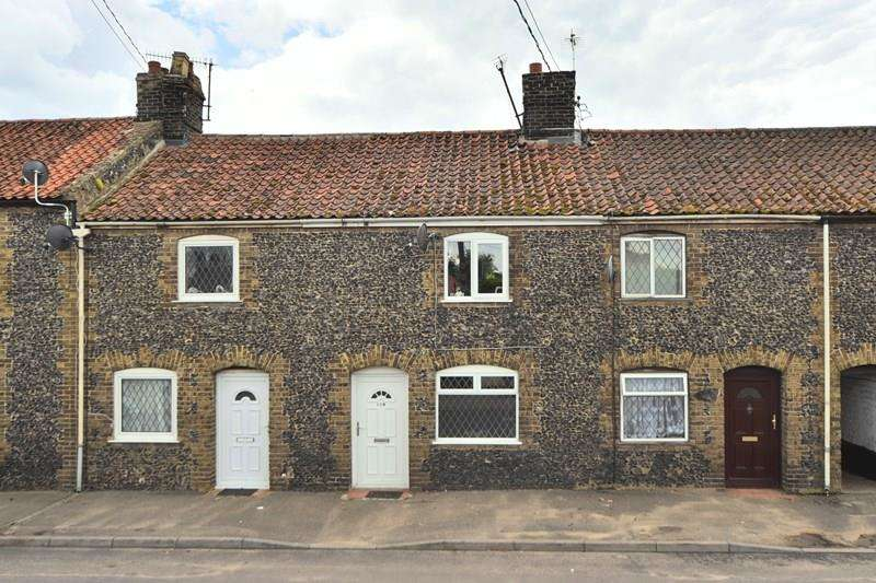 2 Bedrooms Terraced House for sale in High Street, Lakenheath, Brandon