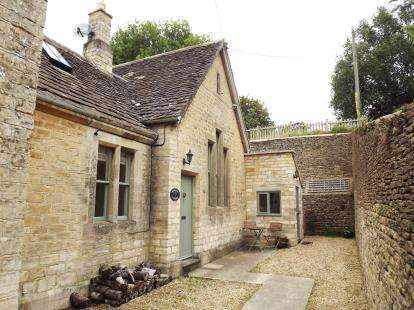 House for sale in The Street, Westonbirt, Tetbury, Gloucestershire