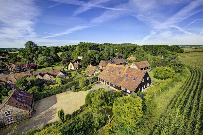 6 Bedrooms Detached House for sale in Turville, Henley-on-Thames, Buckinghamshire, RG9