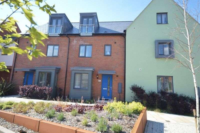 4 Bedrooms Terraced House for sale in Cottom Way, Telford