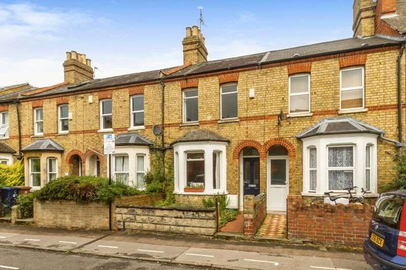 3 Bedrooms Terraced House for sale in St. Marys Road, Oxford