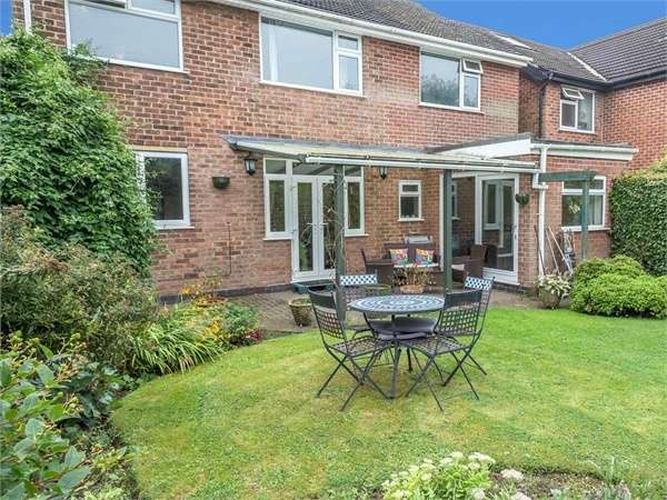 4 Bedrooms Detached House for sale in Loughborough Road, West Bridgford, Nottingham