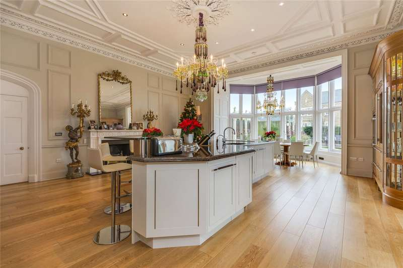 4 Bedrooms House for sale in Wall Hall Mansion, Wall Hall Drive, Aldenham, Herts, WD25