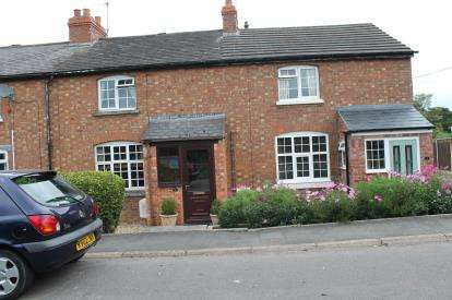 3 Bedrooms Terraced House for sale in Greaves Cottages, Stockton Road, Stockton, Southam