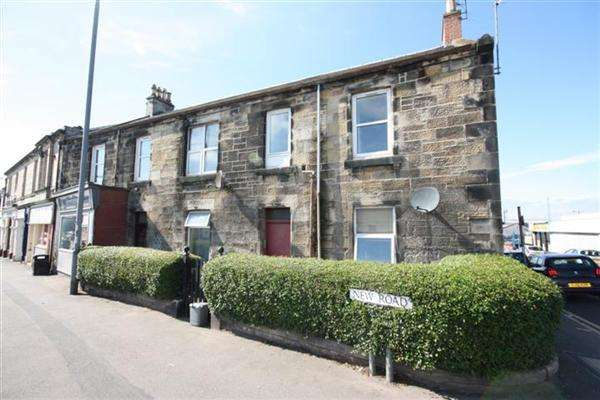 2 Bedrooms Apartment Flat for sale in New Road, Ayr