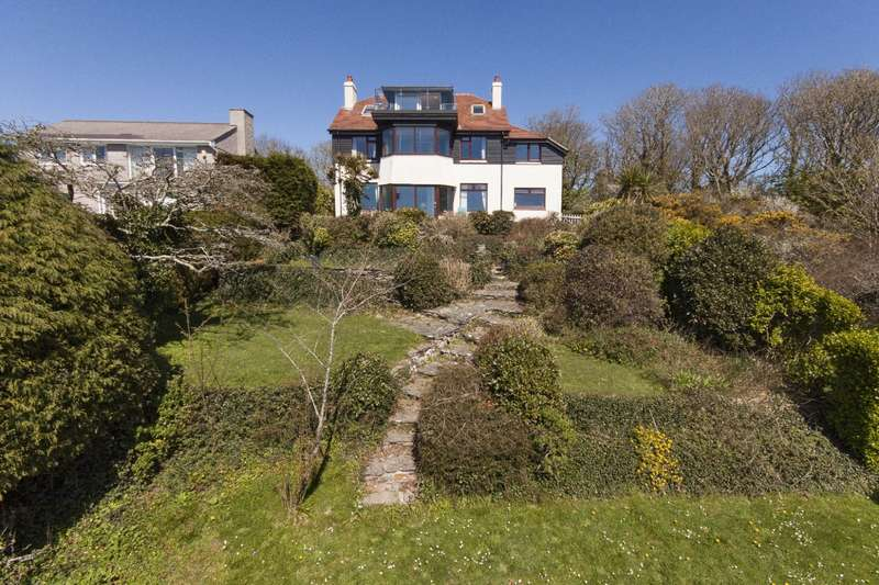 6 Bedrooms Detached House for sale in Crows Nest, Fortescue Road, Salcombe
