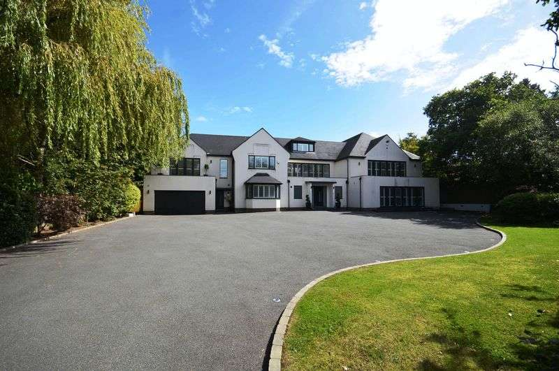 5 Bedrooms Detached House for sale in Thorsway, Caldy