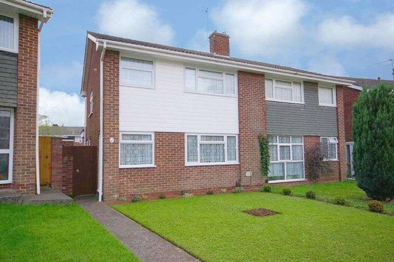 4 Bedrooms Semi Detached House for sale in Finch Road, Chipping Sodbury, Bristol BS37 6JE