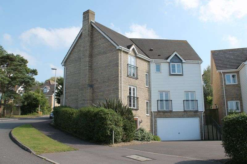 5 Bedrooms Detached House for sale in Charlcombe Rise, Portishead