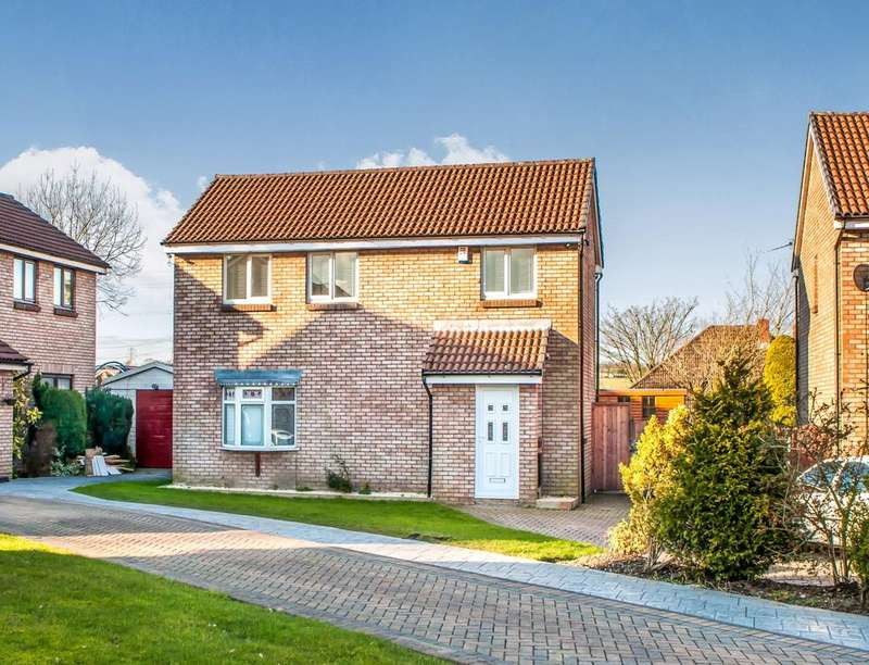4 Bedrooms Detached House for sale in Plymouth Grove, Radcliffe, Manchester, M26