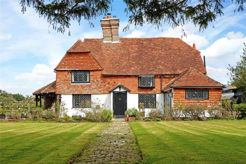 3 Bedrooms Detached House for sale in Whitesmith, Lewes, East Sussex, BN8