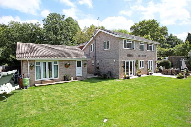 5 Bedrooms Detached House for sale in Harts Lane, Burghclere, Newbury, Hampshire, RG20