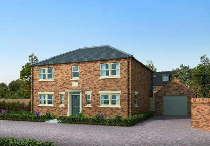 4 Bedrooms House for sale in Papplewick Farm, Off Moore Road, Hucknall