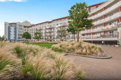 2 Bedrooms Flat for sale in The Crescent, Hannover Quay, Harbourside, Bristol