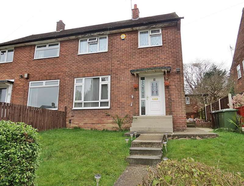 3 Bedrooms Semi Detached House for sale in Lincombe Drive, Leeds, LS8