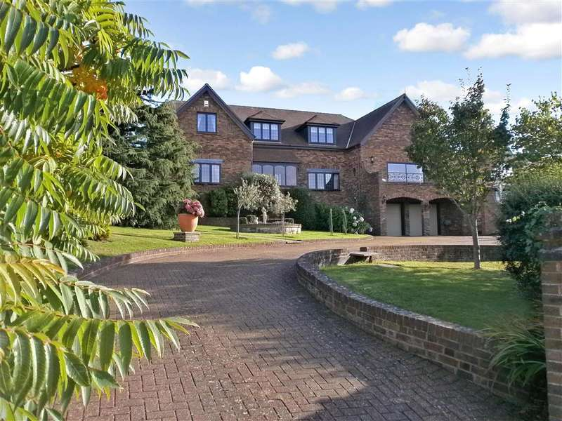 5 Bedrooms Detached House for sale in Seaview Lane, Seaview, Isle of Wight