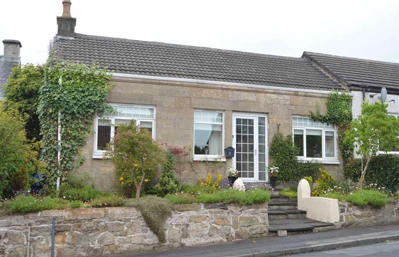 3 Bedrooms Terraced House for sale in Burnhead Road, Larkhall