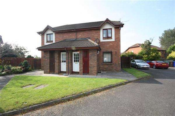 1 Bedroom Apartment Flat for sale in Shilliaw Place, Prestwick