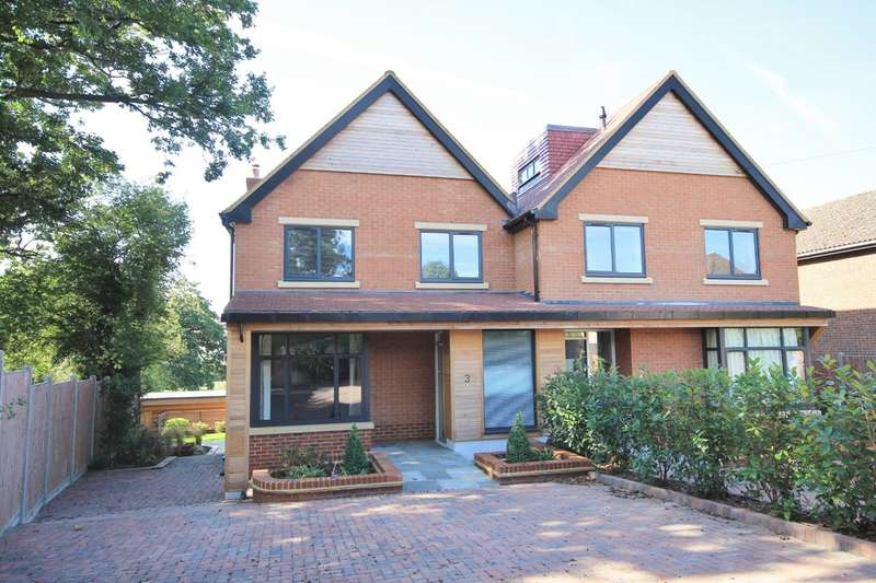 4 Bedrooms Semi Detached House for sale in Lacey Green | Buckinghamshire