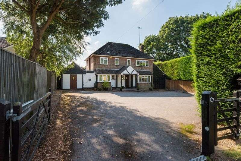 5 Bedrooms Detached House for sale in Wickham Hill, Hurstpierpoint, West Sussex,