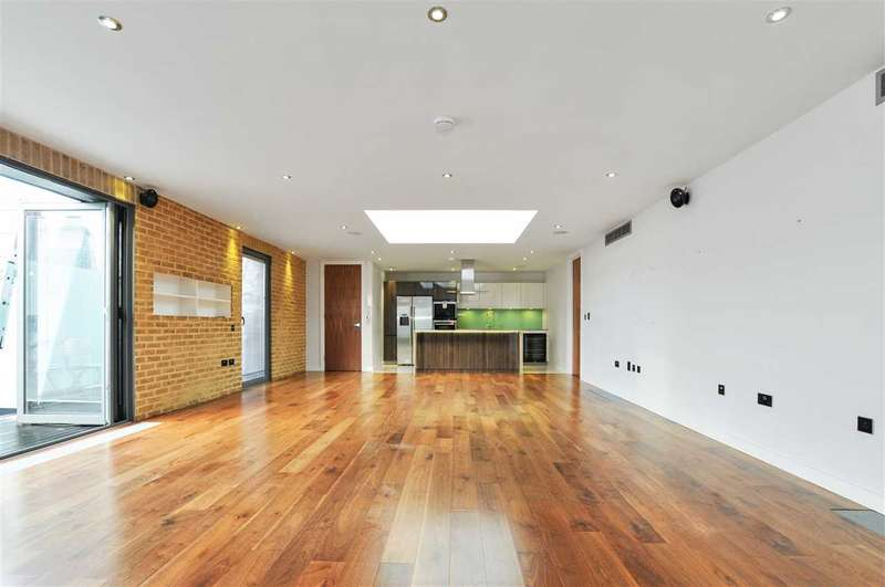 2 Bedrooms Apartment Flat for sale in Princelet Street, E1