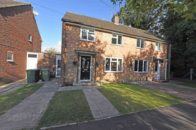 2 Bedrooms Semi Detached House for sale in Whitedown Road, Tadley