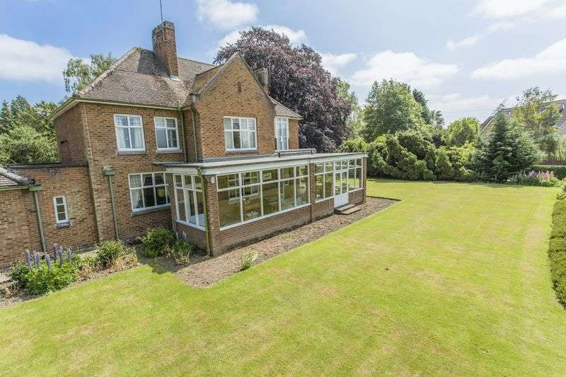 4 Bedrooms Detached House for sale in Treetops, Elm, Cambridgeshire
